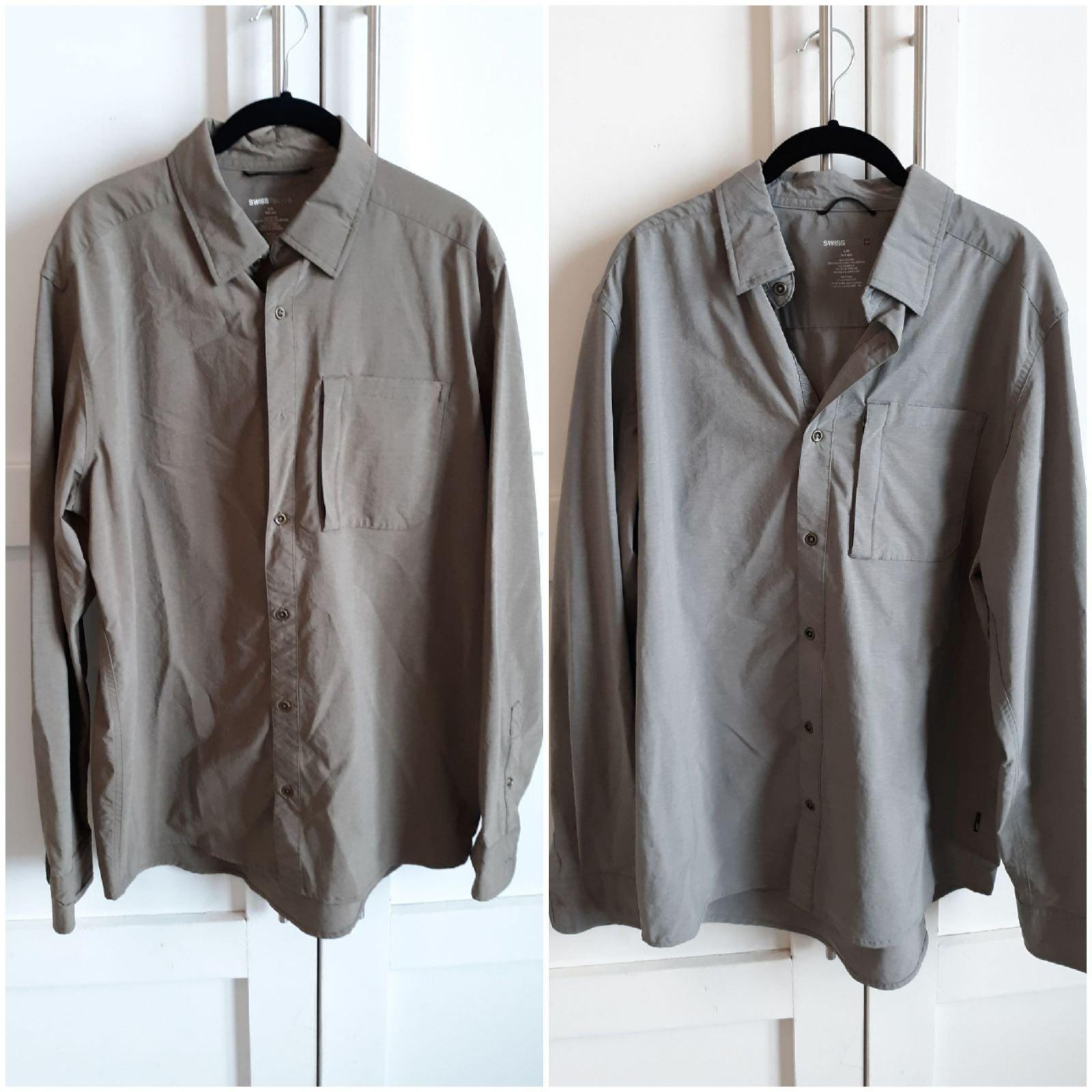 Bundle of mens work shirts