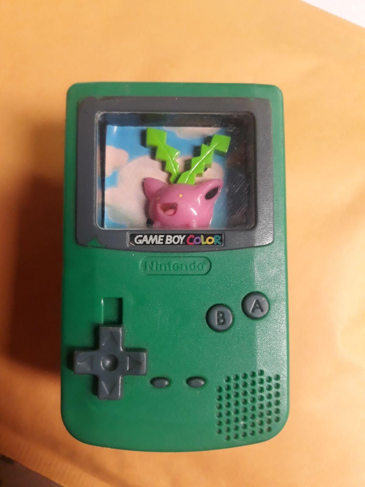 GB color BK pokemon toy 2000