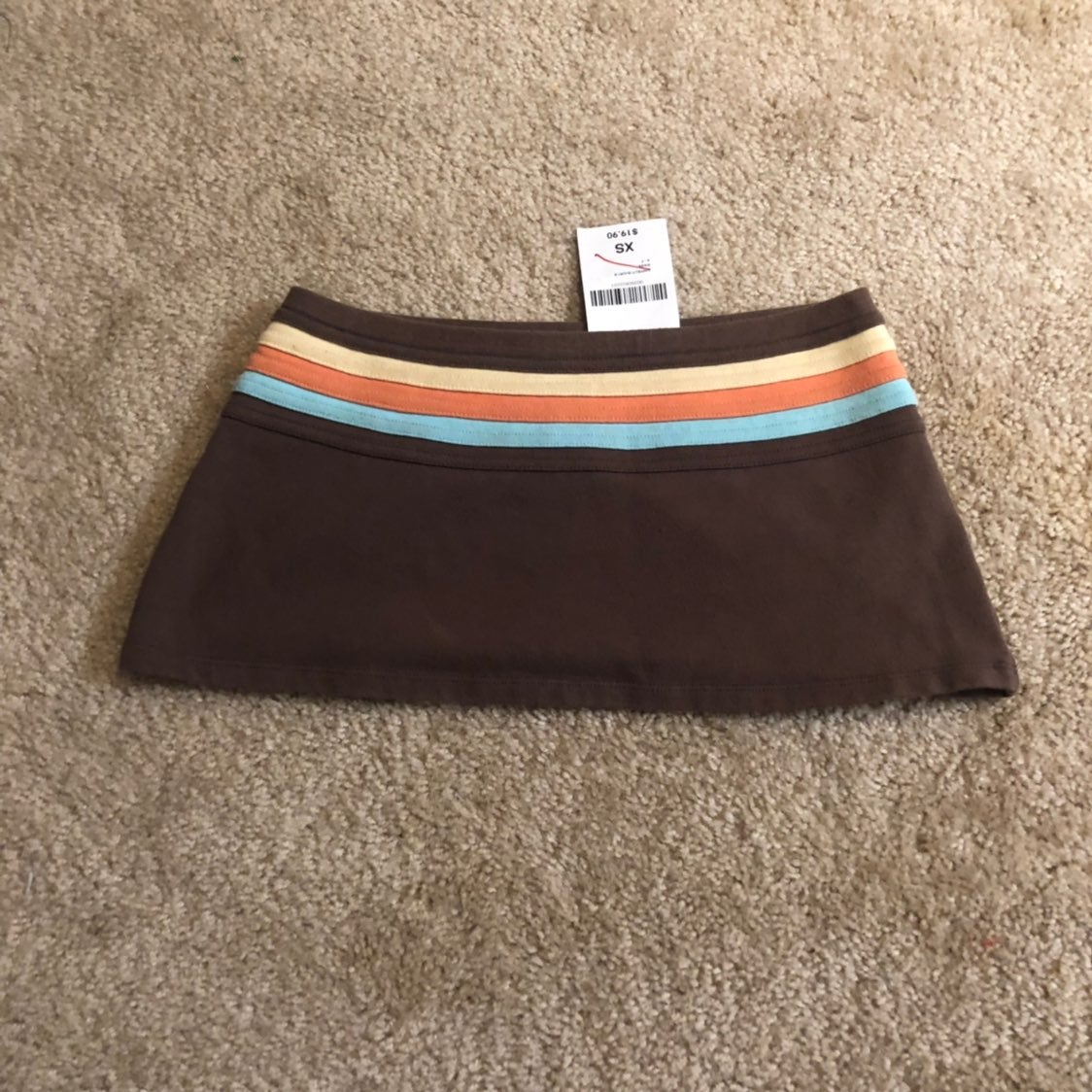 NWT Micro Mini Skirt From Forever 21 XS