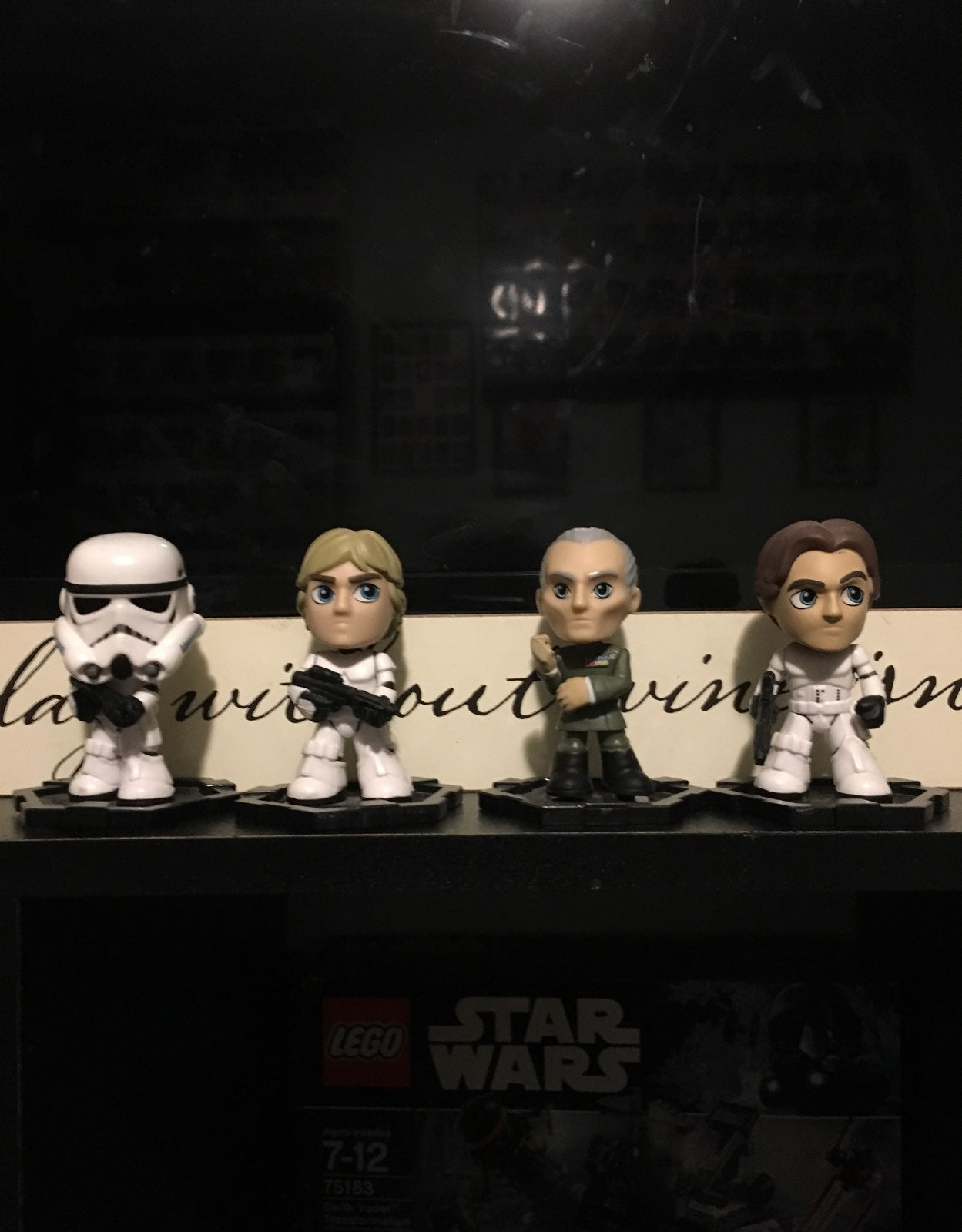 Funko Star Wars mystery minis Death Star