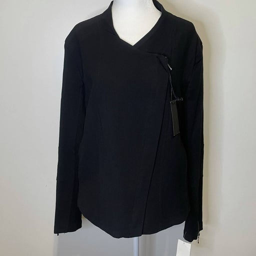 Blank NYC Sin City Jacket Black size 2X
