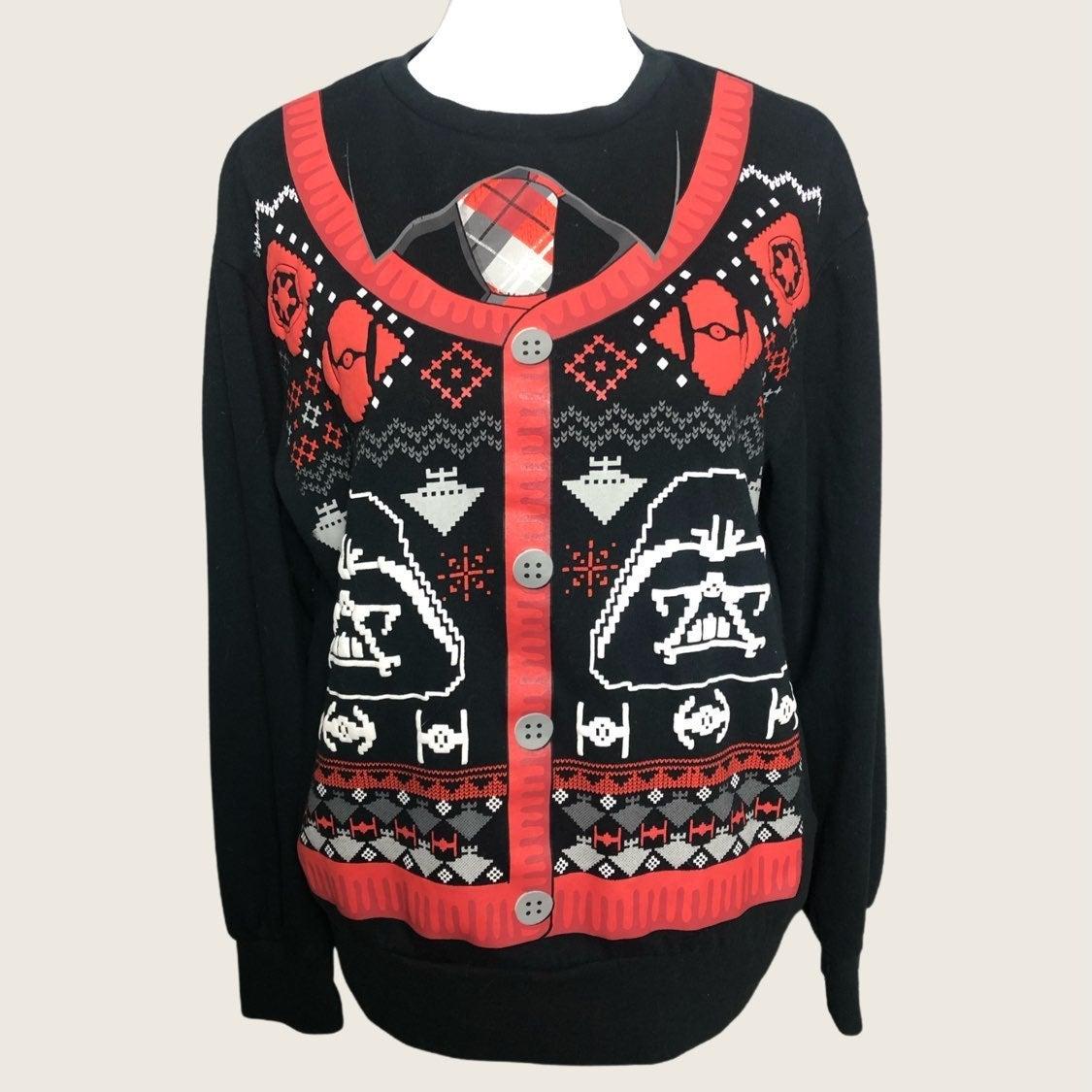 Darth Vader Christmas Sweatshirt