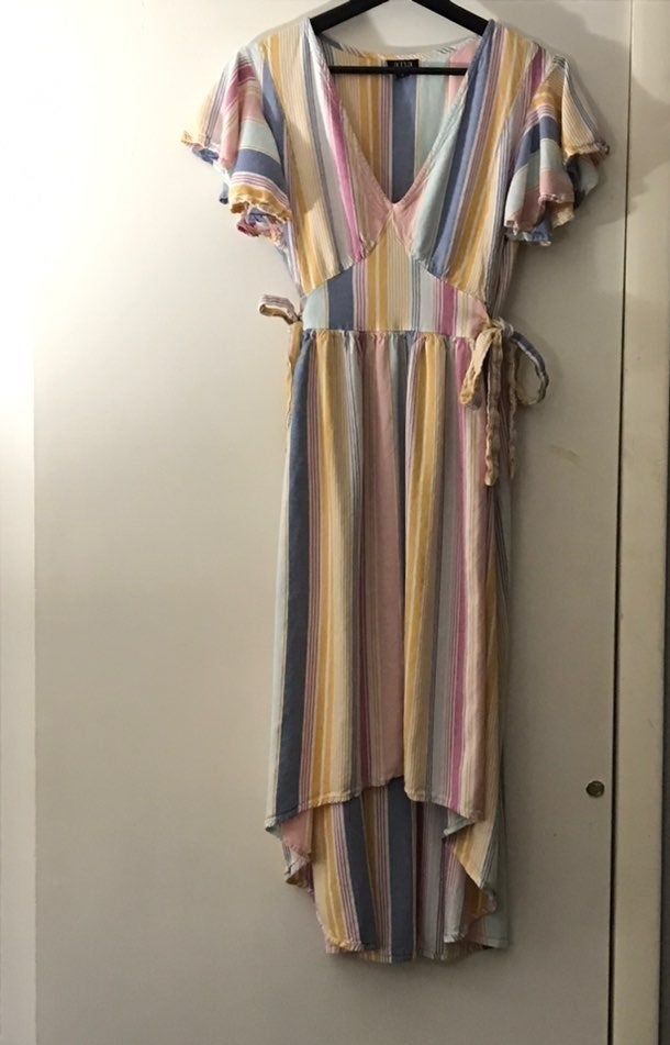 a.n.a women's dress sz XL