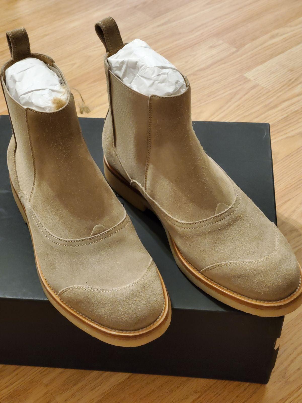 Belstaff Labroke chelsea Boots Mens