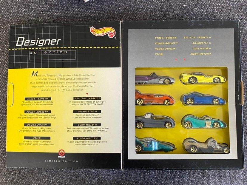 Vintage Hot Wheels Designer Collection