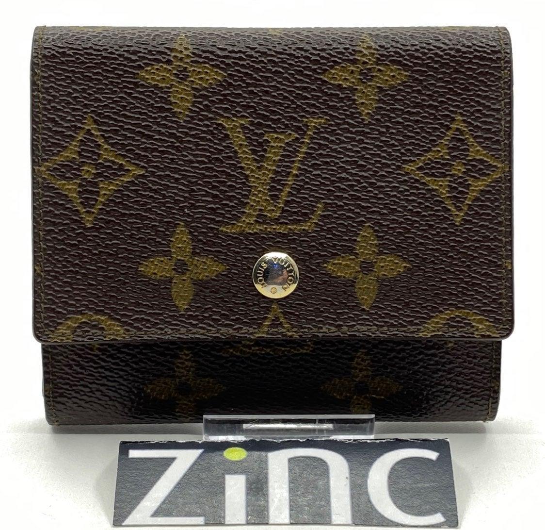 Louis Vuitton Tri Fold Wallet
