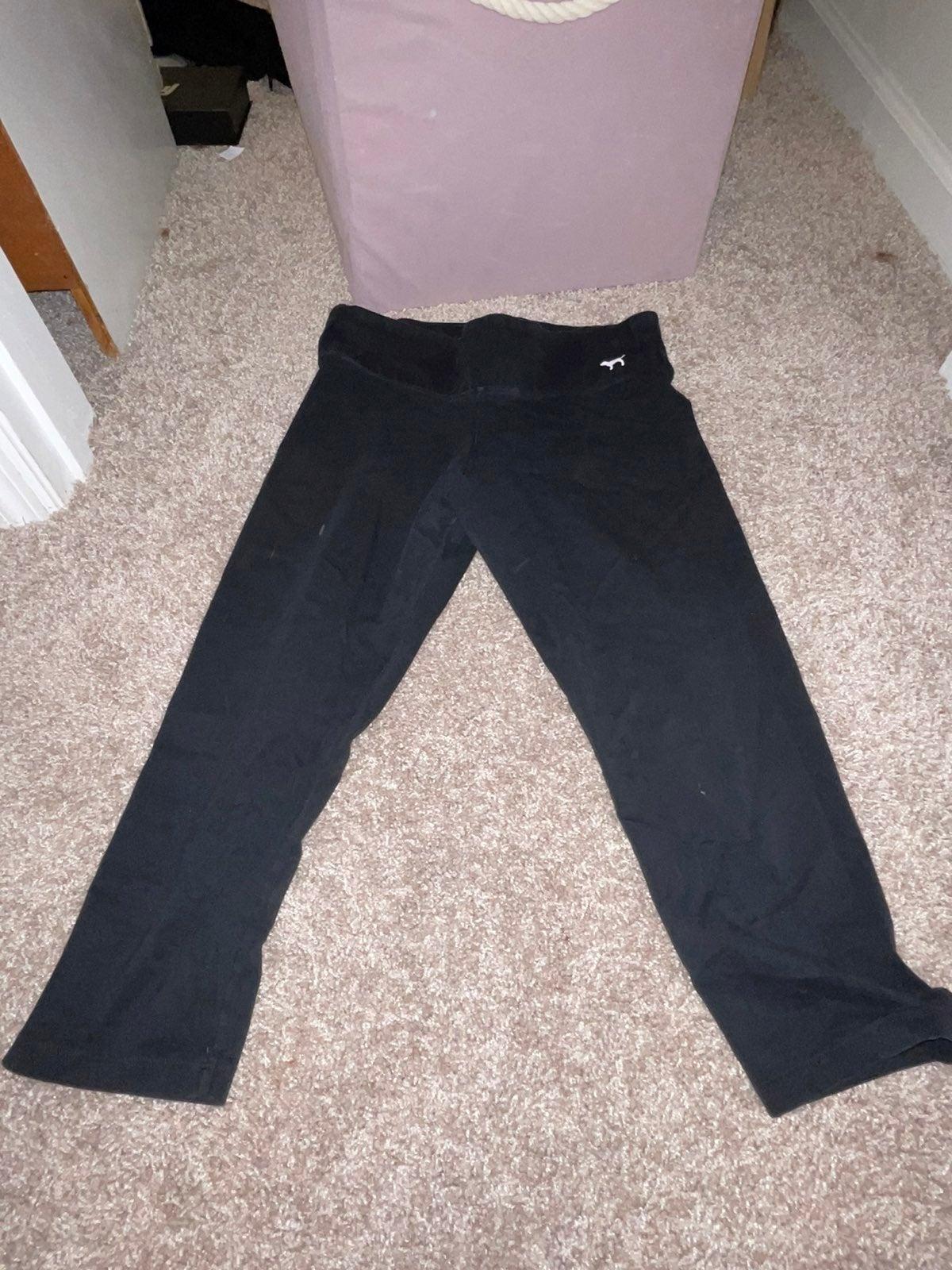 3 pairs of PINK leggings