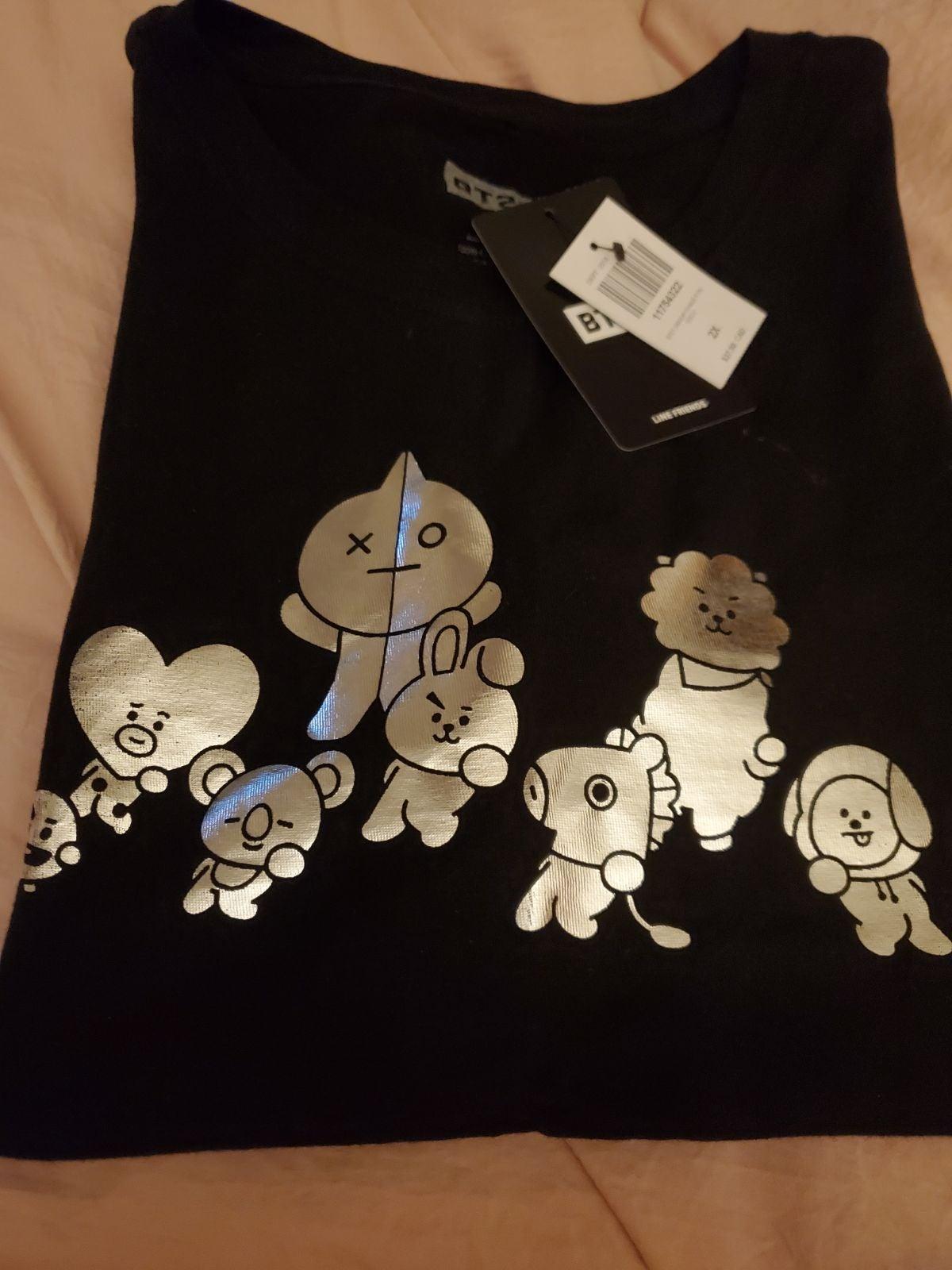 Bt21 Shirt