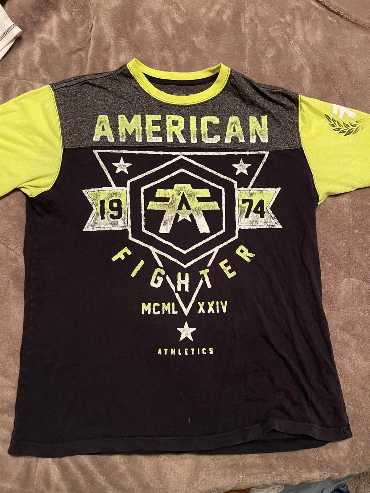 Mens american fighter shirt BUNDLE!