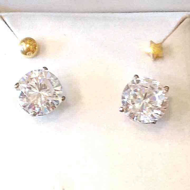 Glamorous Sterling Earrings