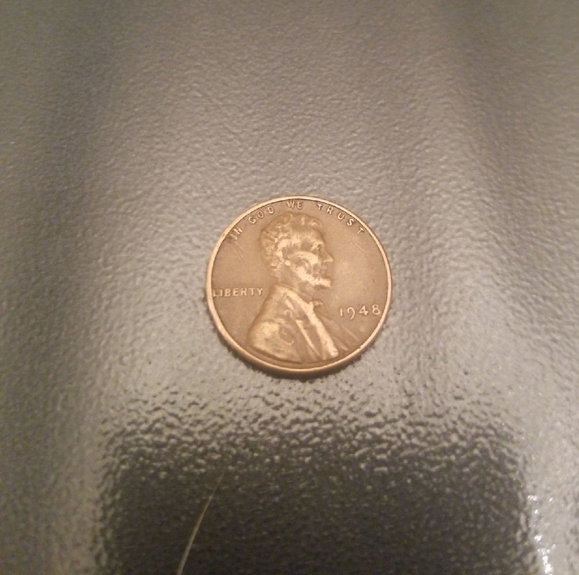 1948 no d wheat penny