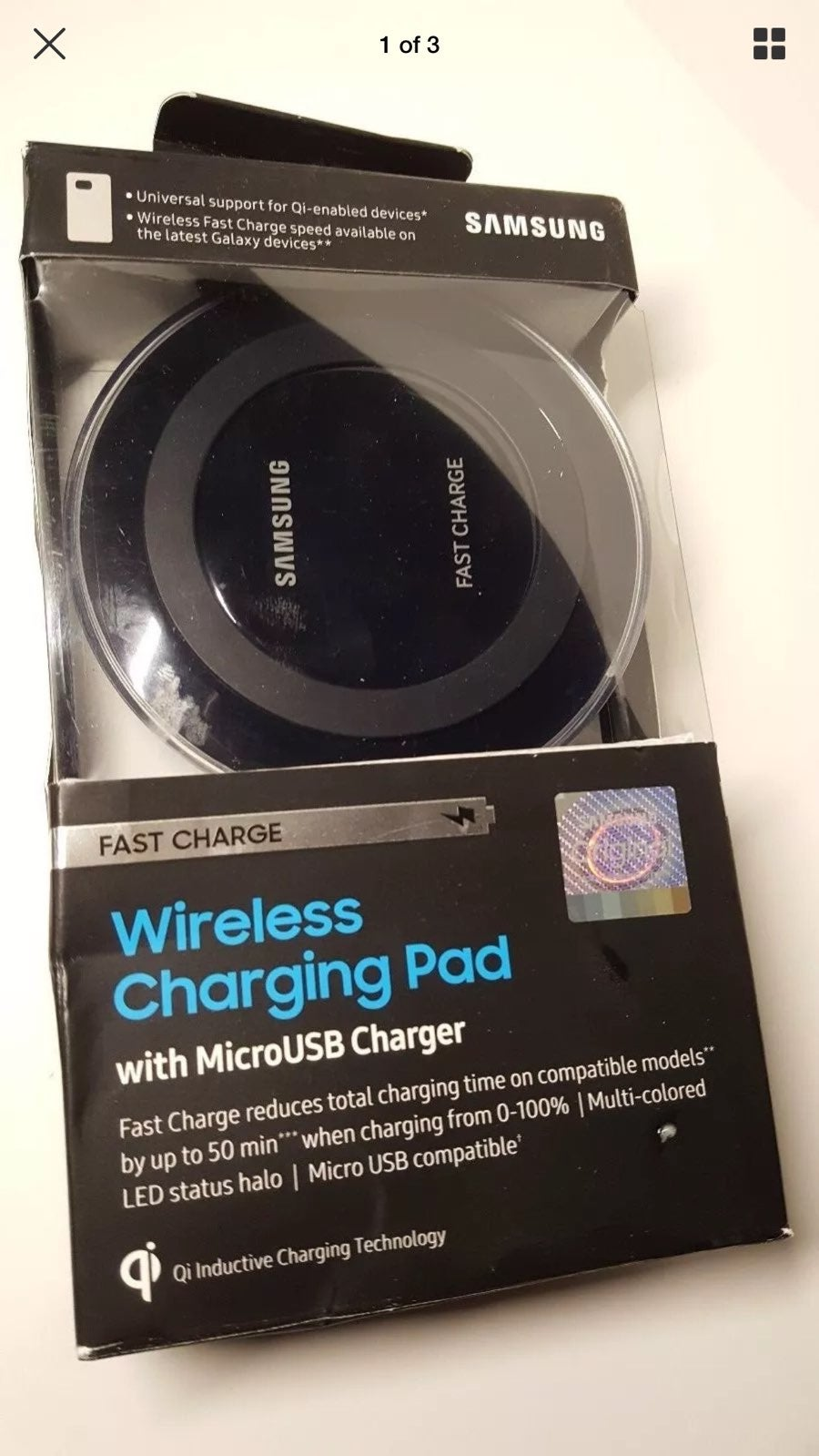 samsung fast charger Wireless Galaxy