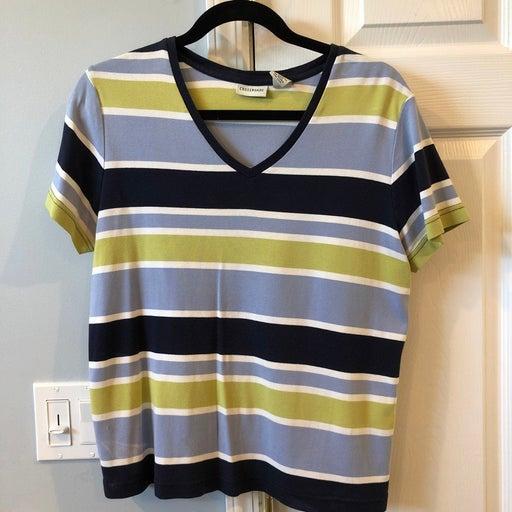 Women's cotton top, size L