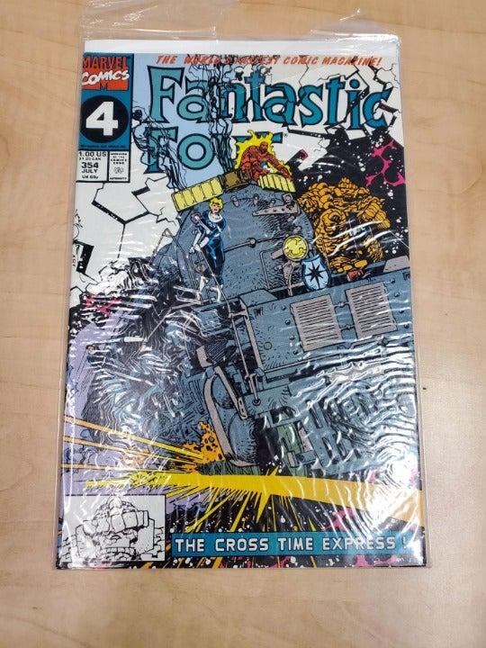 MARVEL COMICS FANTASTIC FOUR 354 JULY TH