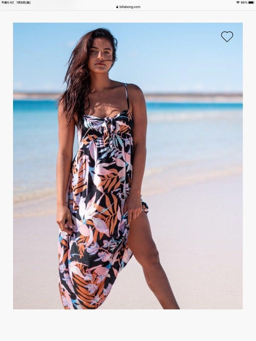 Billabong Midi Dress Size M