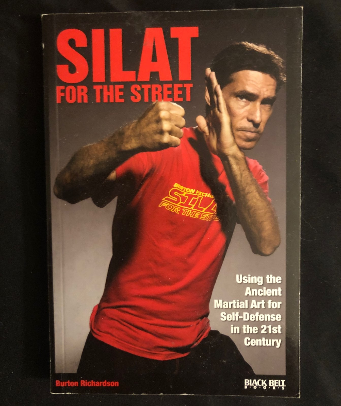 Silat for the Streets Burton Richardson