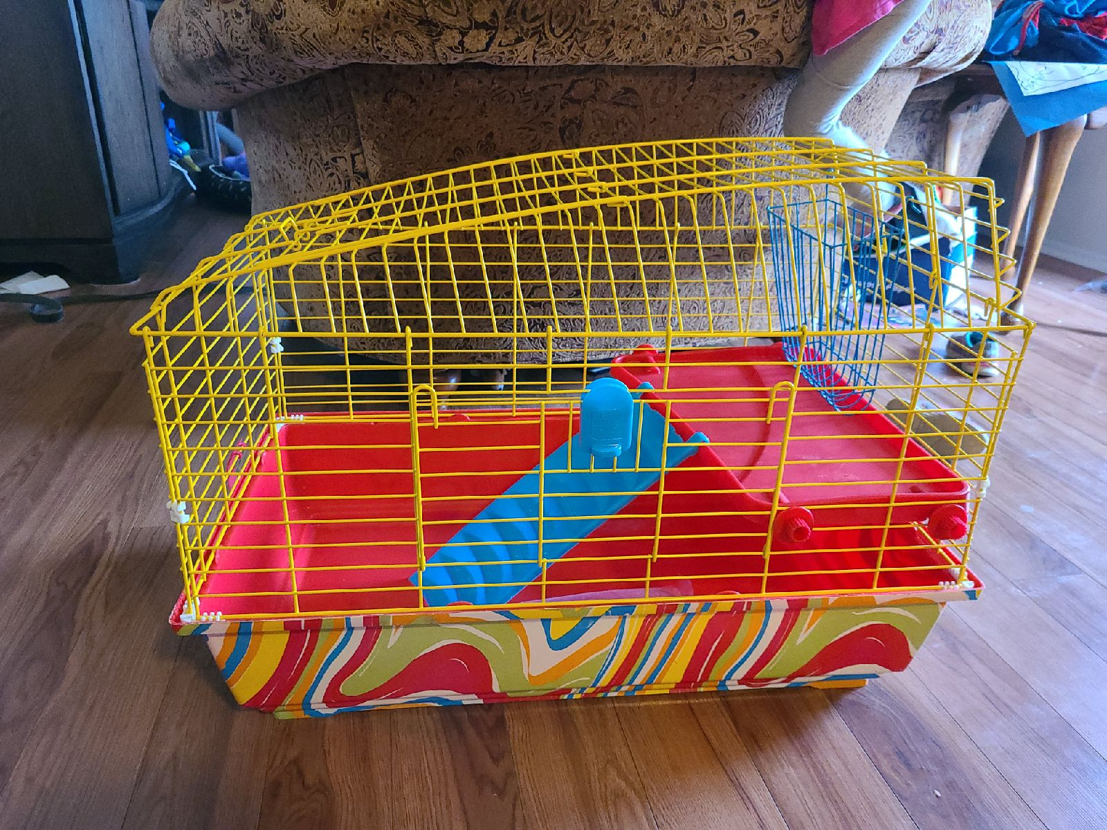 Guinea pig cage small animal pet rabbit