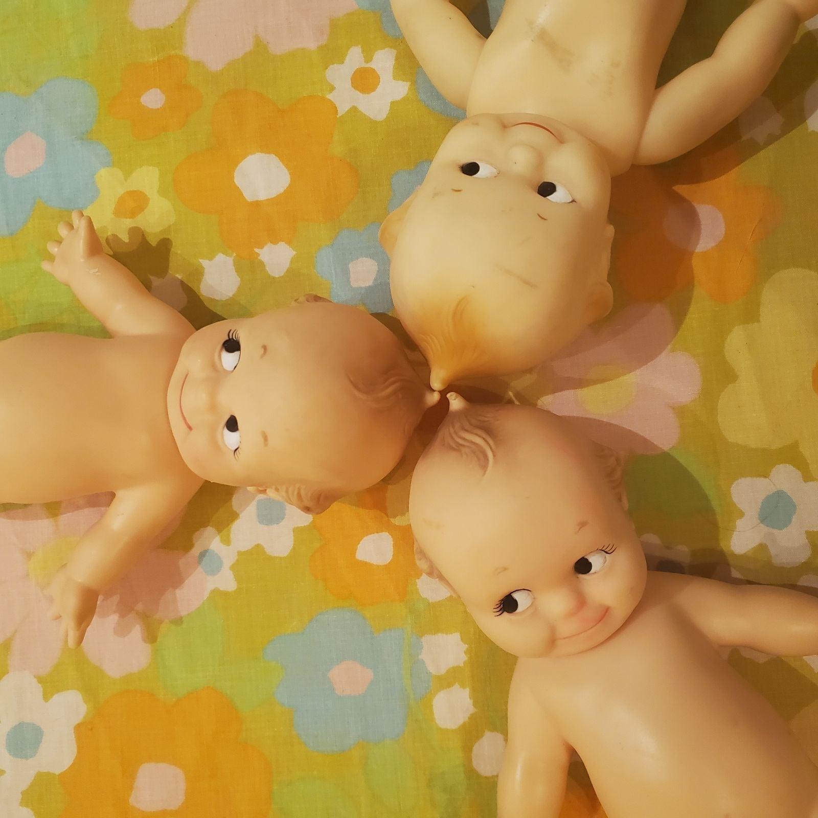 Kewpie Dolls Lot