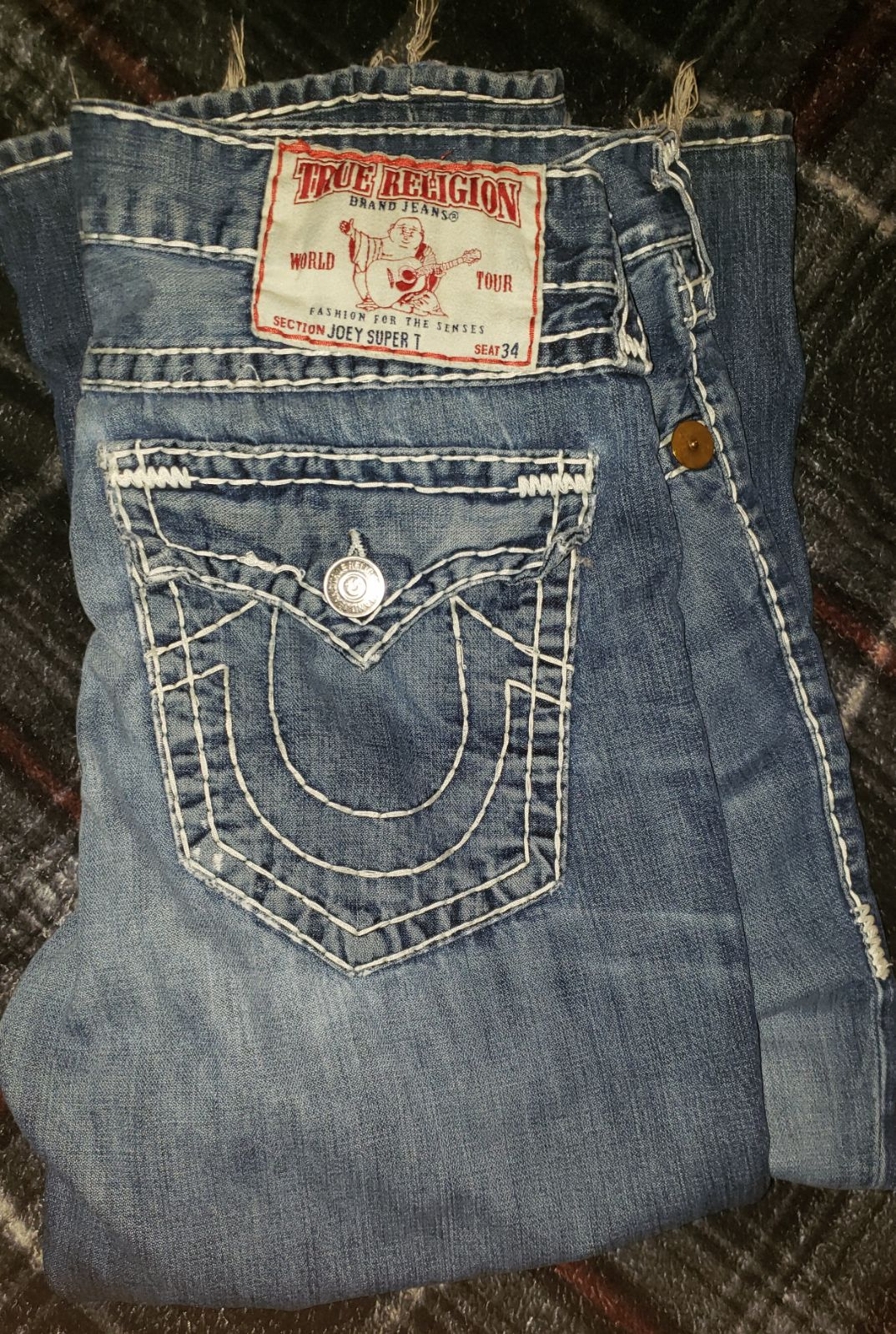 Mens jeans size36