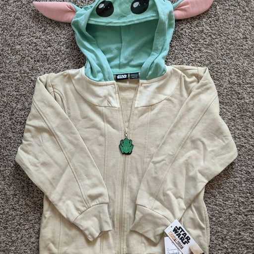 Grogu (Baby Yoda) hoodie