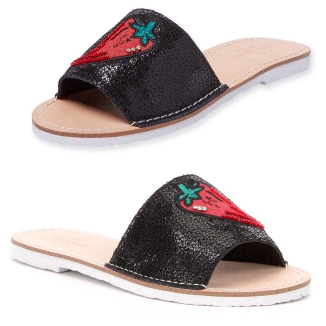 NWT Kate Spade Chili Pepper Sandals
