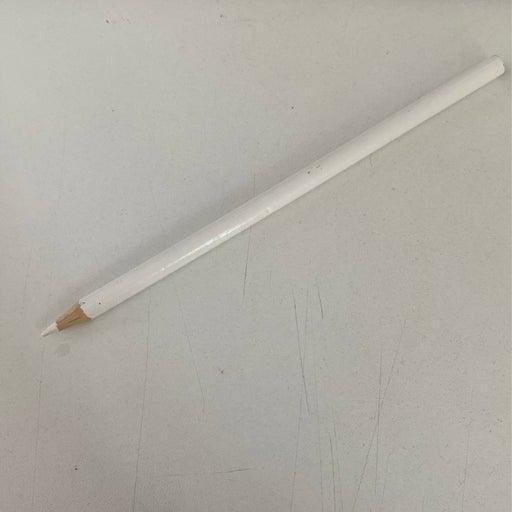 Singular white pencil