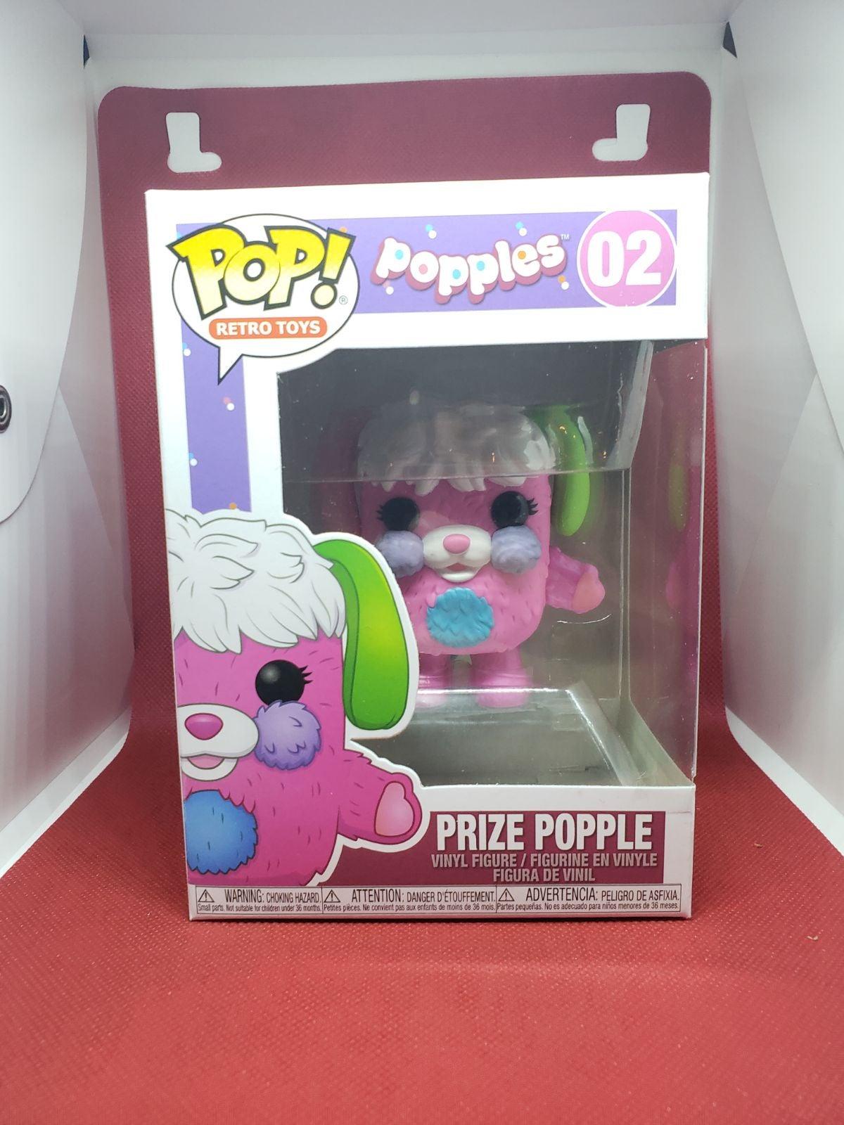 Prize popple funko