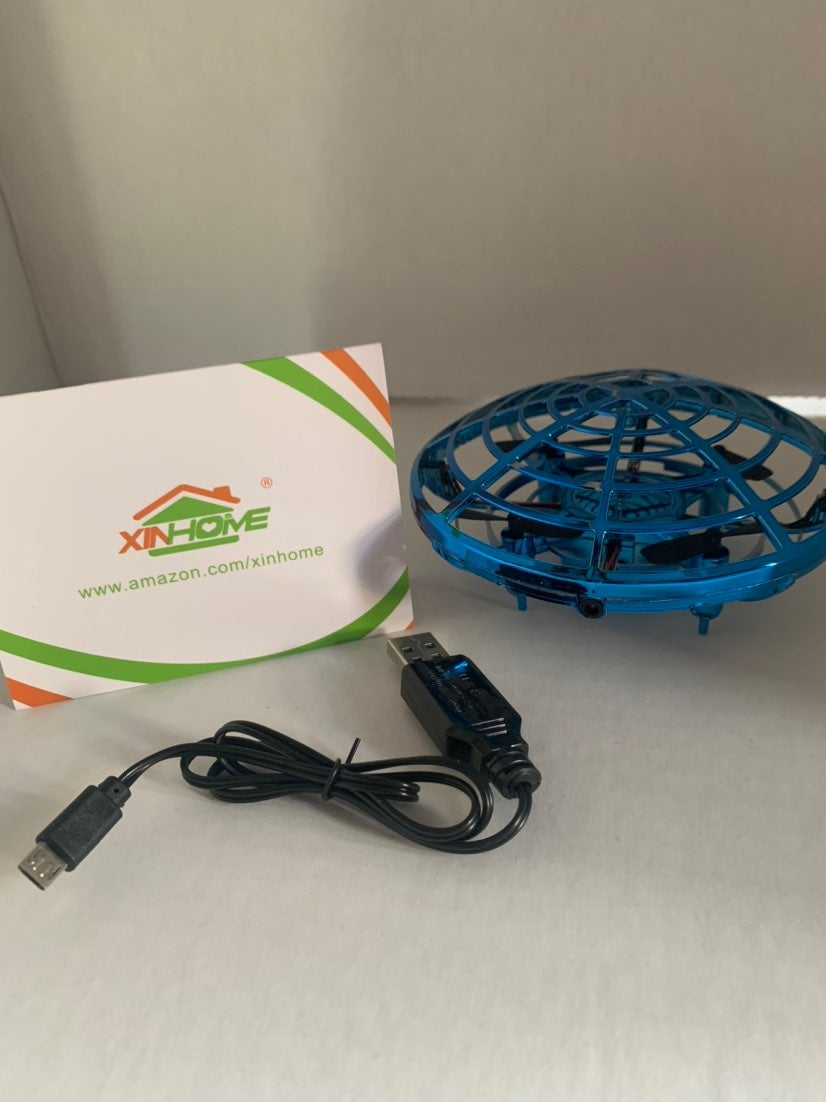 Ufo interactive aircraft for kids