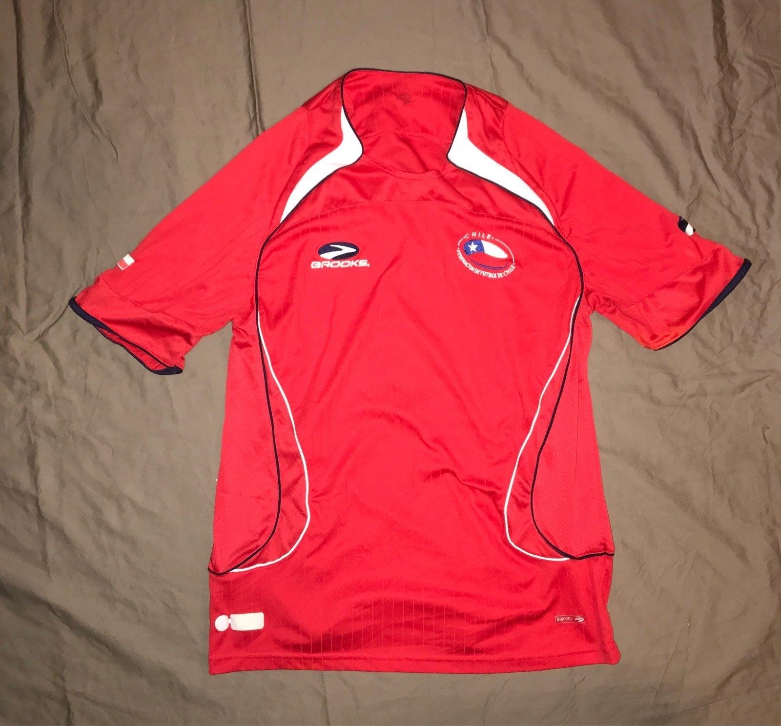 Chile football shirt 2007