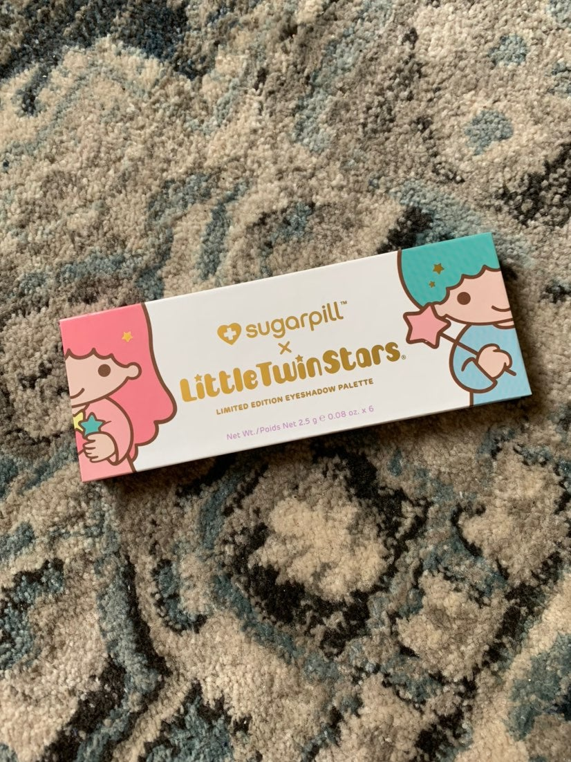 Sugarpill Little Twin Stars Palette