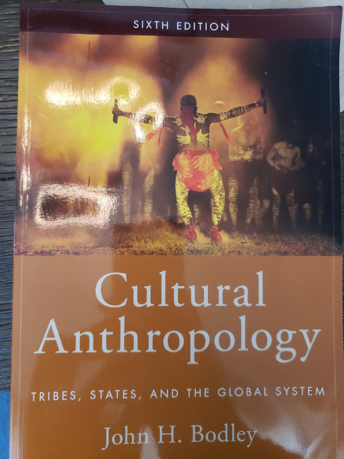 Cultural Anthropology 6th Edition