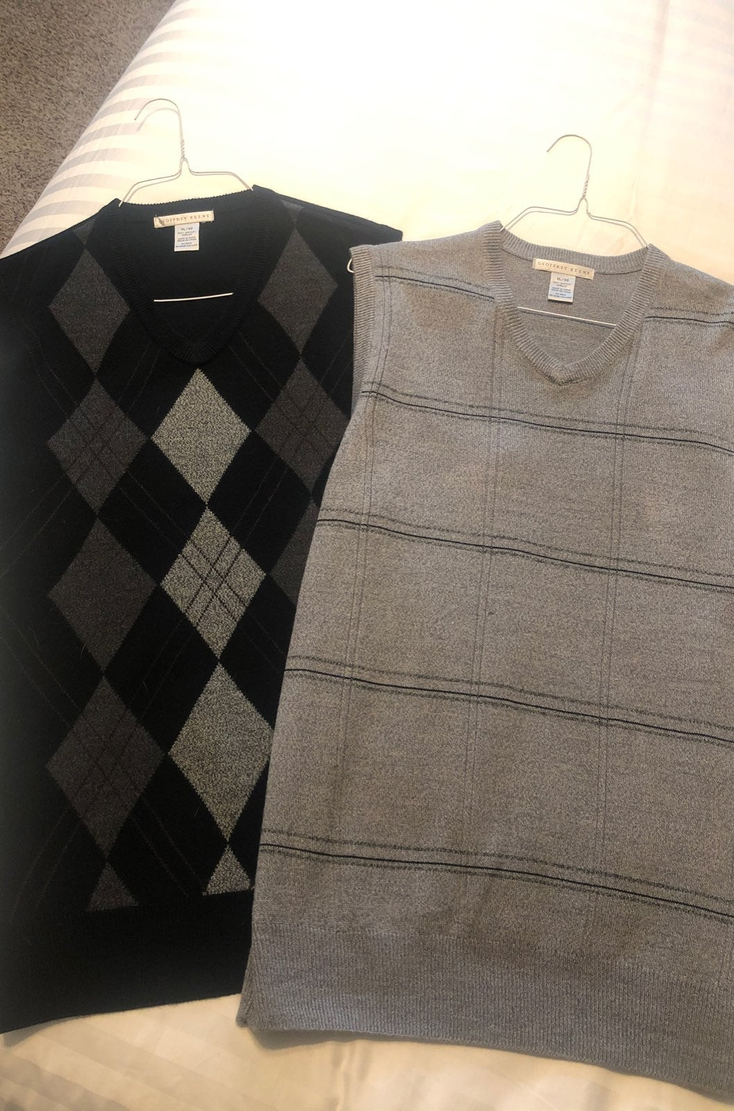 Mens XL sweater vests