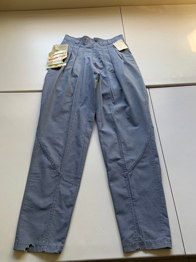 NWT VTG Deadstock BUGLE BOY Pants 31 L