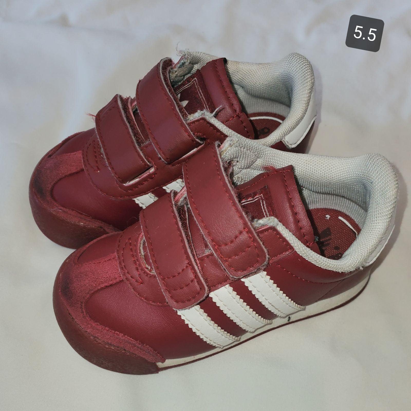 Adidas Shoes Toddler Boys 5.5