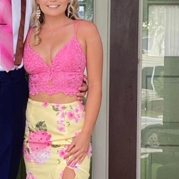 Sherri Hill- 2 Piece Prom Dress