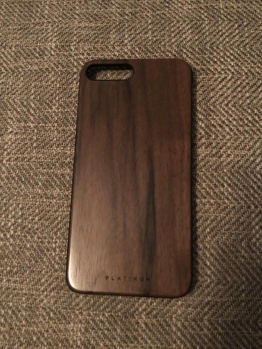 Wood iPhone 7/8 Plus Case