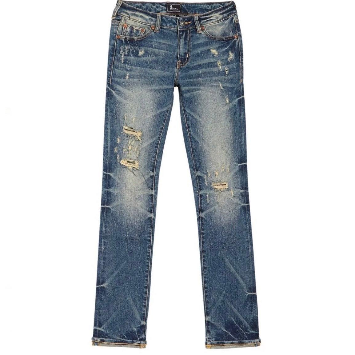 Rock Revival women's straight leg jeans