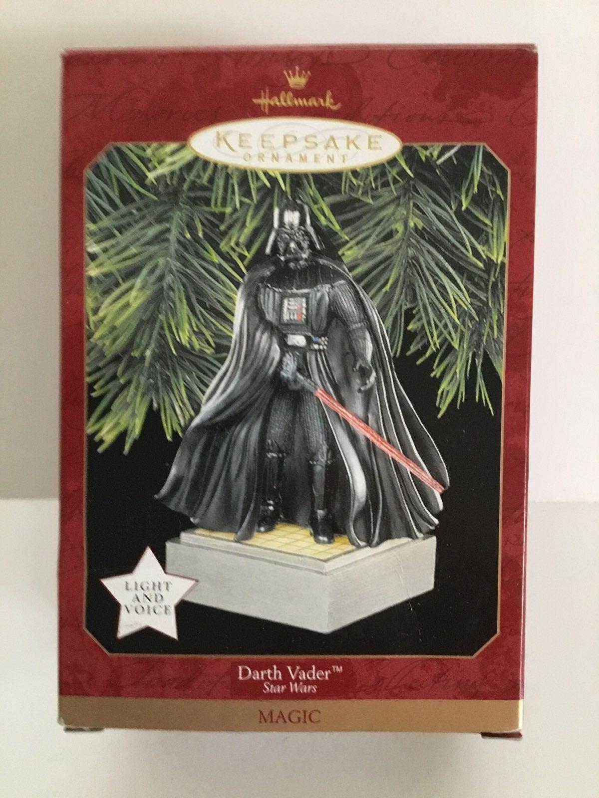 Hallmark Darth Vader Ornament