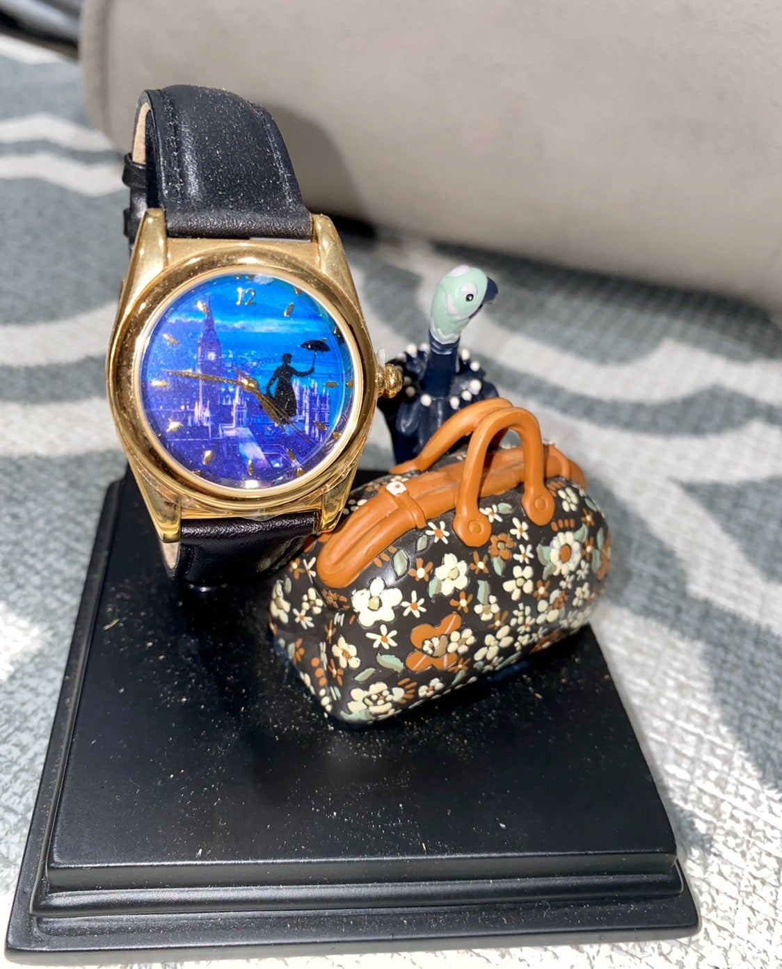 Mary Poppins Disney Collectors Watch