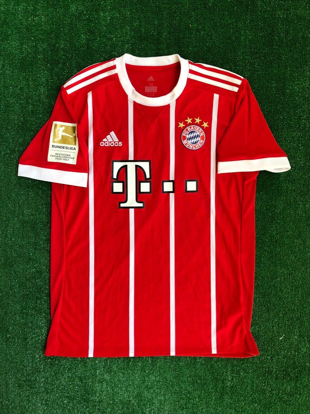 2016 Bayern Munich Adidas Jersey M auto