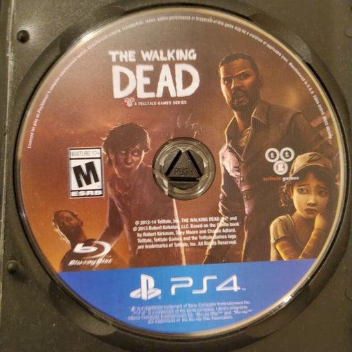 The Walking Dead Telltale Games Lot PS4
