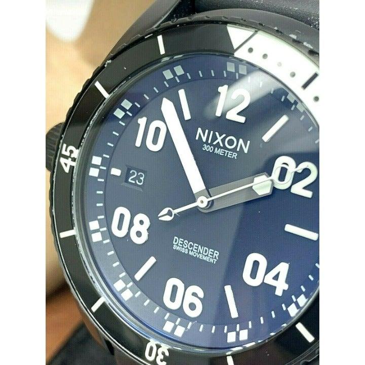 Nixon Men's Watch The Descender Swiss