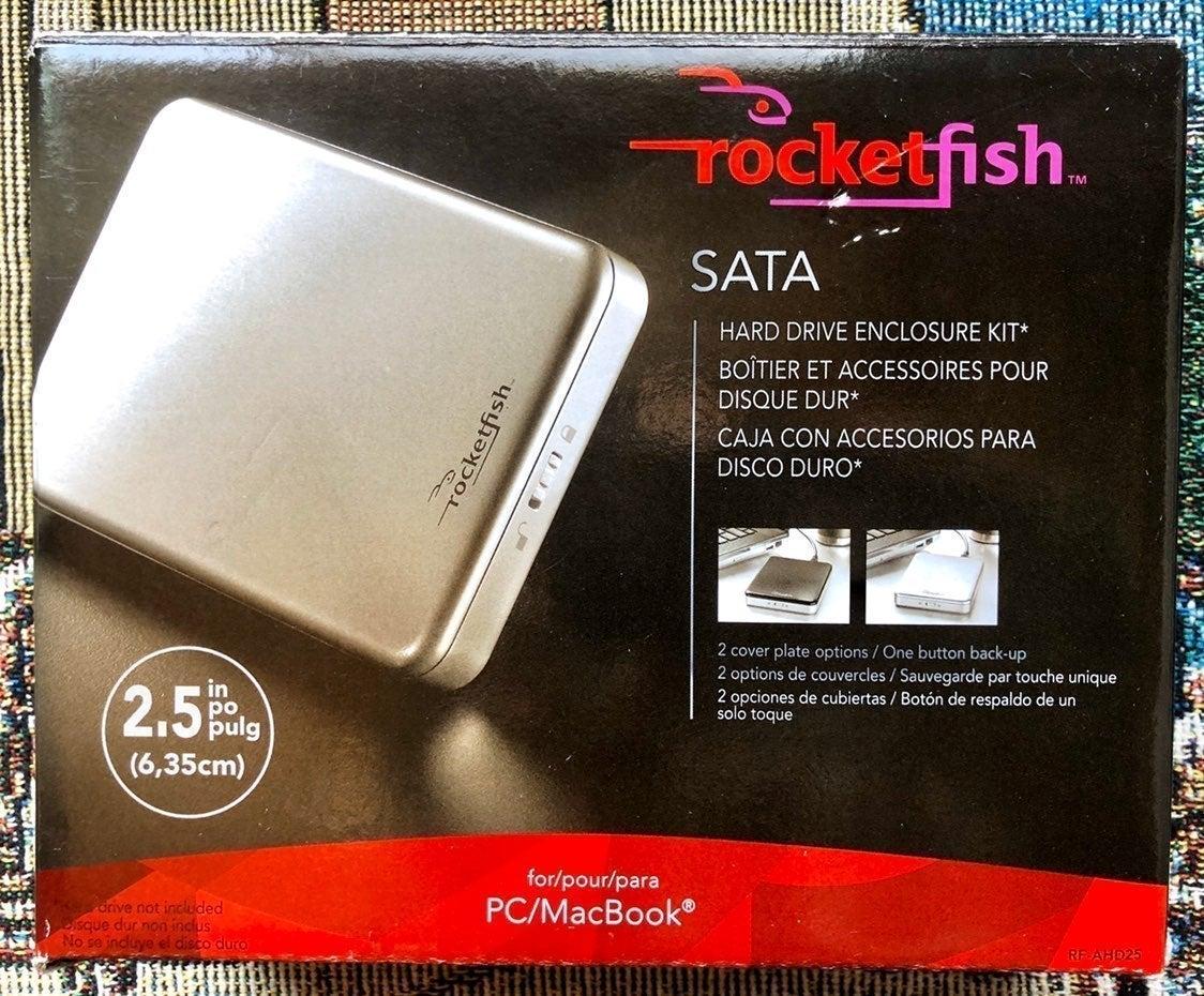 Rocketfish SATA Hard Drive Enclosure