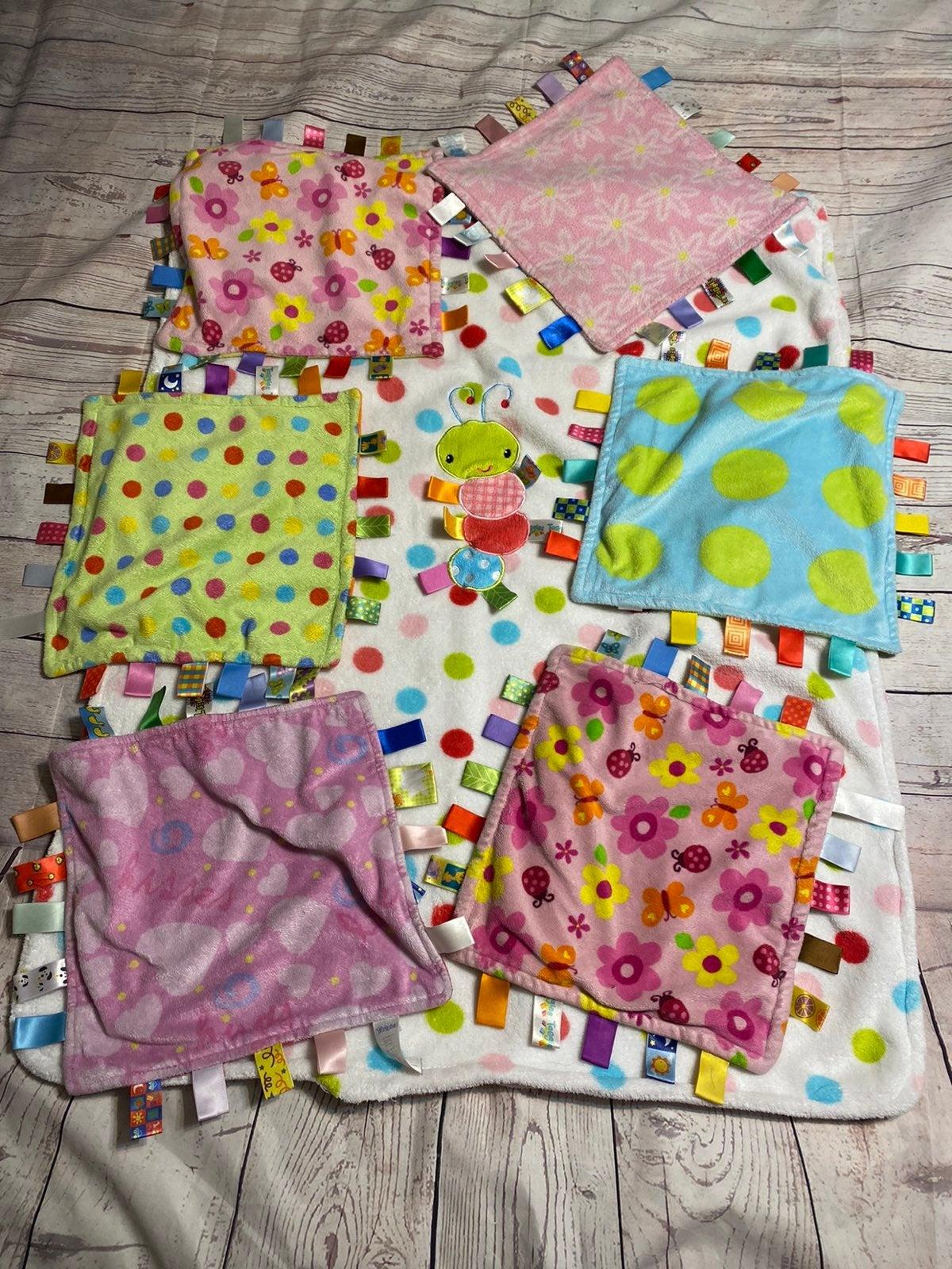Taggies blanket Bright Stars little GUC