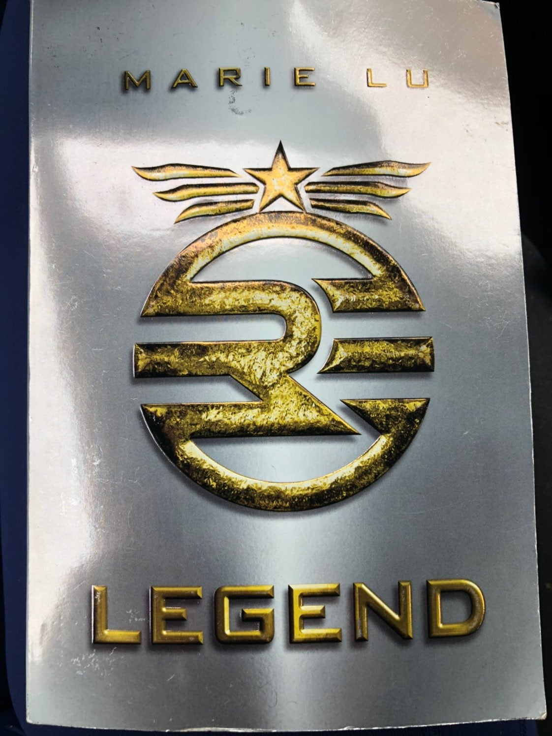 Legend book