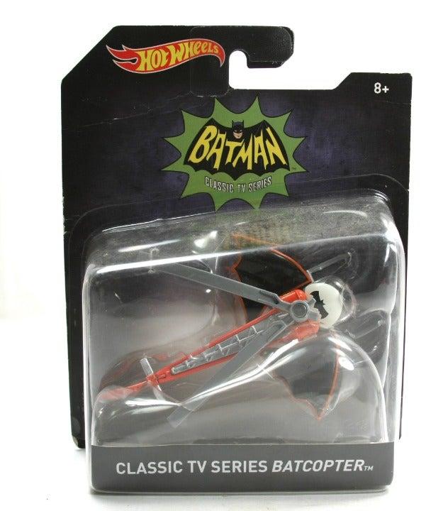 Hot Wheels Batman Classic TV Series