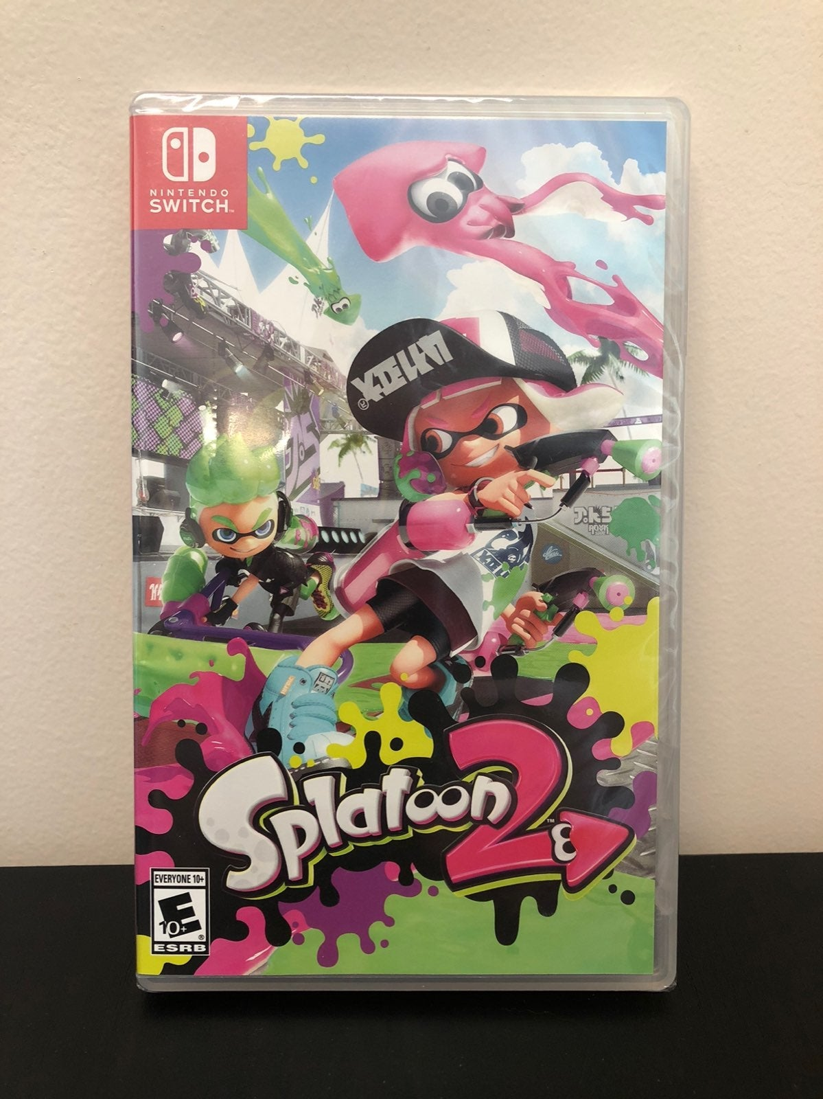 Splatoon 2 Nintendo Switch (BRAND NEW)
