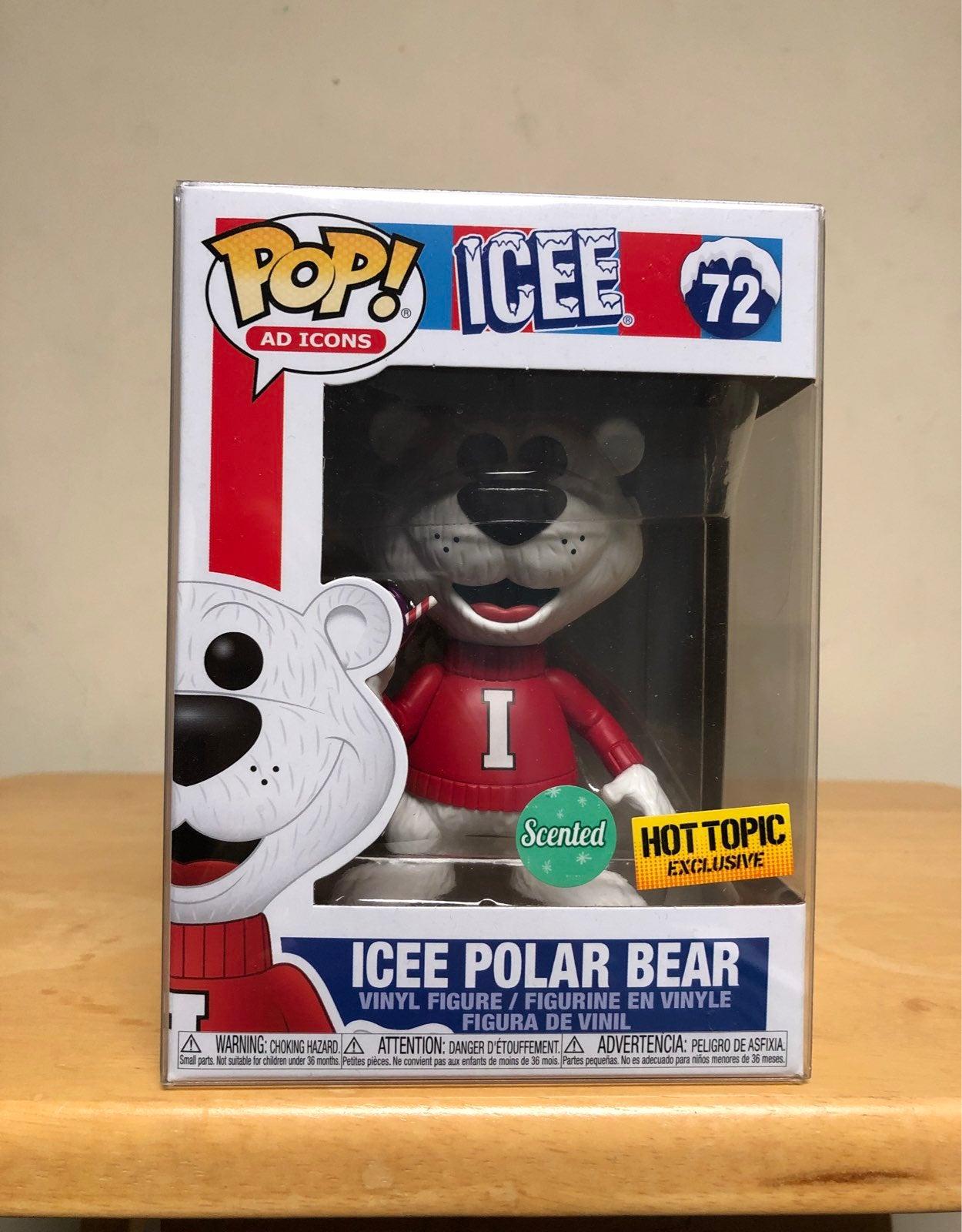 Funko Pop Icee Polar Bear