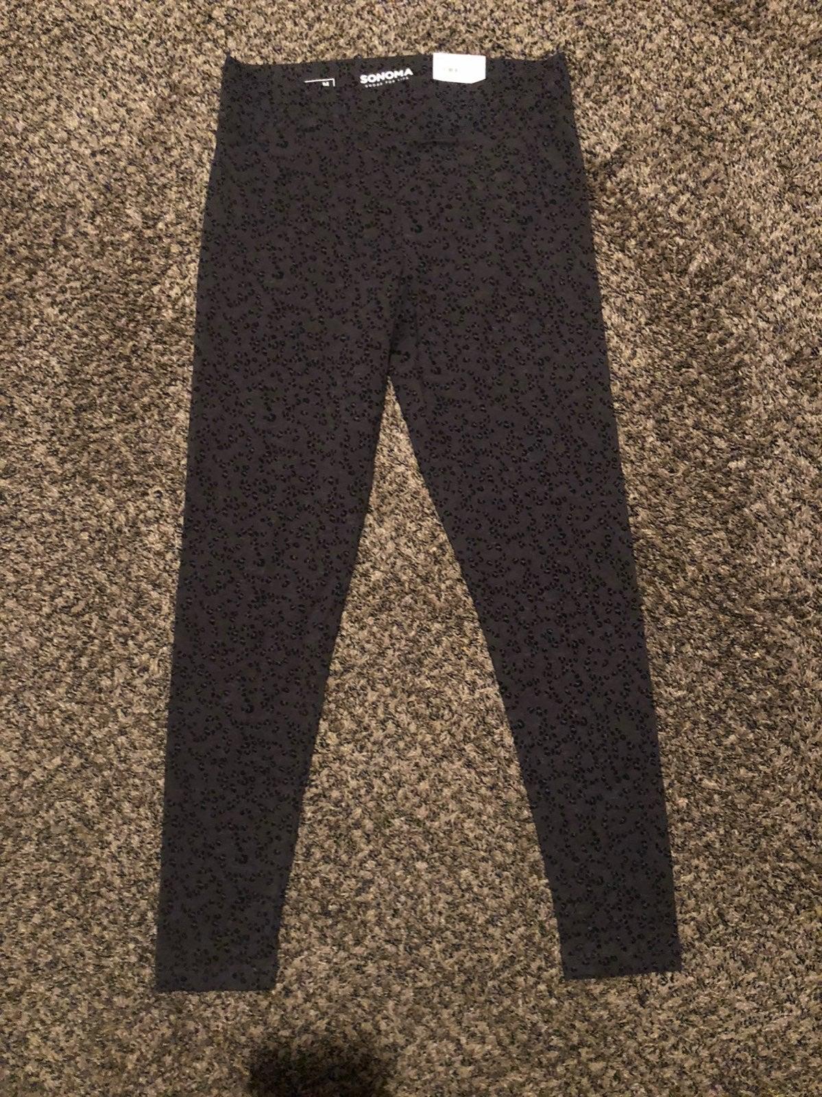 New! Sonoma leggings.