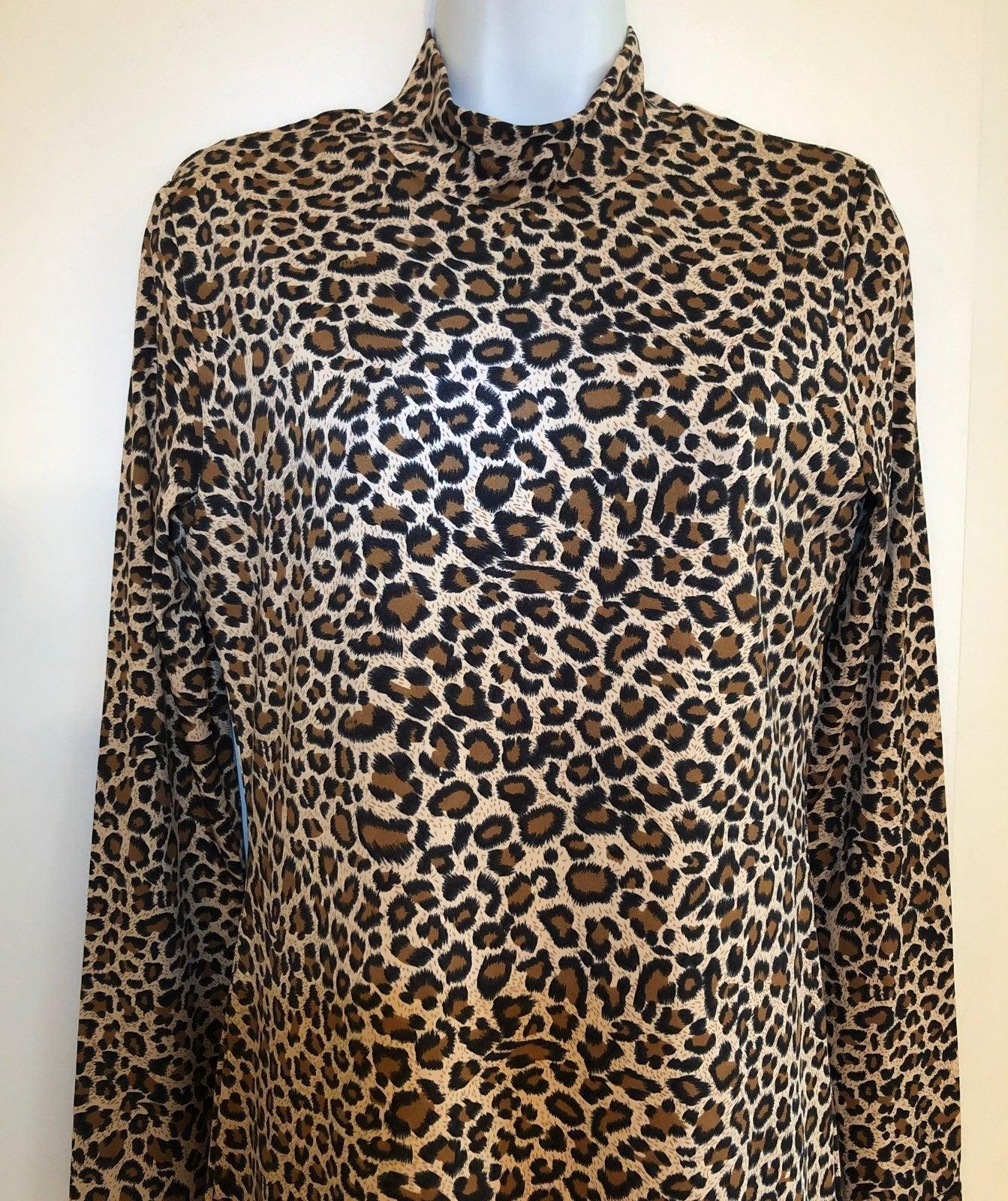 Bardot Leopard print Dress